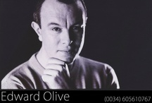 Edward Olive actor y locutor