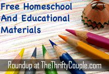 Homeschooling Ideas / by GyPsYrOsE1960 GyPsYrOsE1060