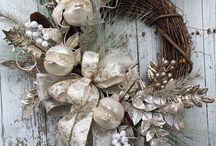 Vánoce / Vánoční dekorace, tipy triky
