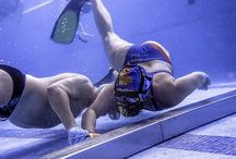 Fotografía Hockey Subacuático / Fotografías de uno de los deportes más espectaculares del planeta