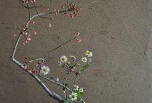 Ikebama arreglos florales