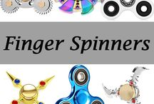 Finger Spinners