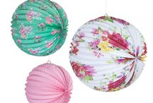 Paper Partyware / A selection of paper partyware, perfect for parties and celebrations!