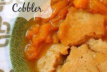 {Sweet}~ Crisps/Cobblers