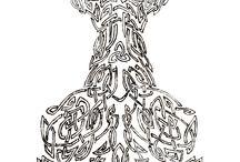 Diseños Celtas / Compendio de diseños celtas propios