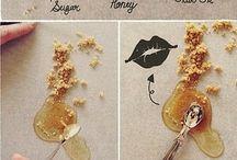 Homemade, Natural Beauty Tips.