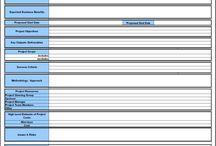 work templates