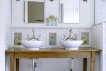 Bathrooms / by Susan H.