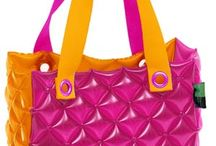 TOTE BAGS  / INFLATED TOTE BAGS .... ,MORE FUN IN YOUR BUBBLY LIFE