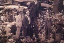 Robert Wadlow, the World's tallest man