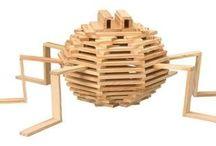 kapla bouwen