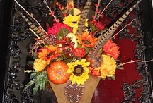 fall decor / by Emily Downing Ponce