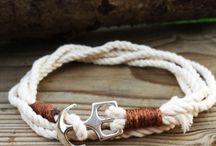 Bracelet nautique