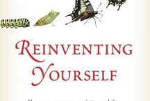 ''REINVENTING YOURSELF'' / by Marie Herbert