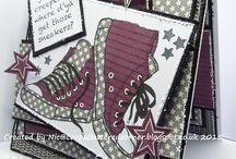 Sneaker cards / Sneakers