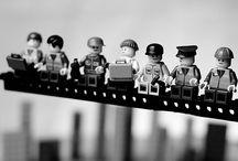 Iconic images - lego