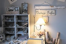 Organize: Craft Room / by Leslie Jones