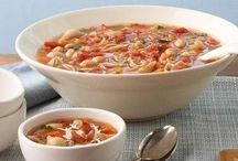 Diabetic Soups & Stews