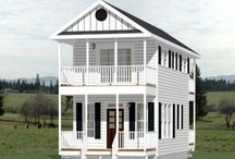 Two Story Tiny Houses