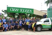 Ozzi Kleen History / After more than thirty-seven years experience working in the wastewater industry, Mal Close the owner, the designer and manufacturer of the Ozzi Kleen range of treatment systems, was convinced there was a better way of managing wastewater for reuse. Prototypes were first built in the 1980's and after rigorous testing and development a range of  Ozzi Kleen sewage treatment and grey water products were released onto the market. www.ozzikleen.com