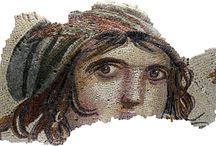 mosaici - Anatolia