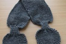 Knitster Scarves and Neck Warmers