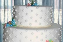 Cakes / by Tasha DeHaven Puffenburger