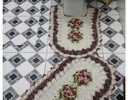 Croche Banheiro