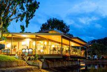 Jamison Architects - Big 4 Tweed Billabong Holiday Park - Australia's Green Cauldron Kitch. & Lounge / The work of Jamison Architects - Gold Coast, Queensland, Australia. www.jamisonarchitects.com.au