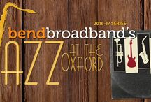 BendBroadband's Jazz at the Oxford / jazzattheoxford.com