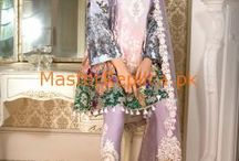 Sobia Nazir Designer Wear Collection