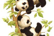 panda mika
