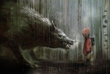 Down the Rabbit Hole / Fairytales, dreams, fantasy and magic. / by Zahara Allura