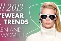 Fall 2013 Eyewear Trends for Men & Women / by Eyecessorize