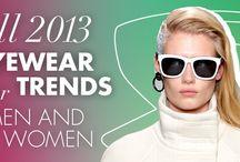Fall 2013 Eyewear Trends for Men & Women / by Eyecessorize