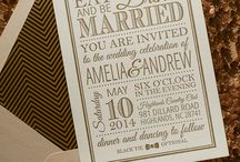 invites / by Rochelle McGuire