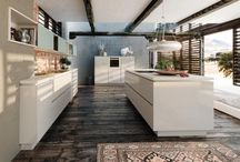 AlnoStarSign / Kitchen of the Week: Sneak preview into Alno's new #kitchen line, AlnoStarSign with AlnoSund . Moroccan inspired kitchen design with tiled mosaic backsplash. Take a trip down Marrakech lane... become inspired.