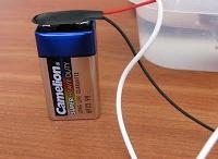 ELECTROLYTIC ETCH