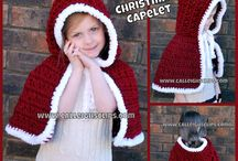 Crochet outfits for little people  / by Amanda Tissue