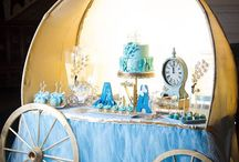 cinderella party ideas