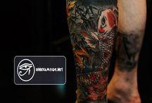 Tatuajes de pierna