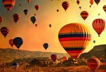 気球( balloon)&飛行船(airship)
