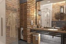 Łazienka dla Pacjentów