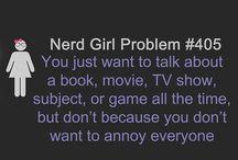 Nerd Girl♥