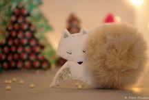cadeaux Noël home made ♥