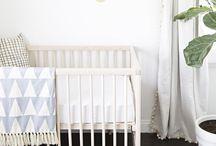 simple baby nursery tour