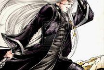 """Undertaker from """"Kuroshitsuji"""""""