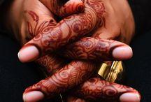 Manos henna