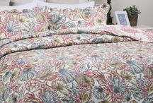 Printed Quilt Coverlet Set King