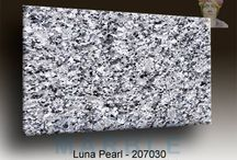 "Luna Pearl Granites at Mandeep Marble and Stones Pasumalai. Madurai / WHY CHOOSE US ?  Each of our showrooms has a greater display of Marble and Granite. By holding large stocks of marble, granite & Quarts stones we are able to keep our price very competitive in the market place. Addition to this we target to serve all types of customers by sourcing materials from around the world. We are confident we can find the right product for you at the right place.  ""We just don't sell product , We contribute to build your dream"""